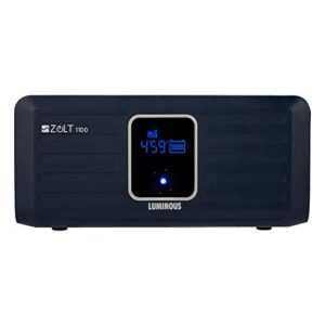 Luminous Zolt 1100V Inverter Sine Wave Home UPS (Blue)