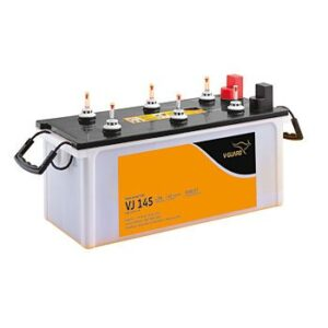 V-Guard VJ145 135AH Flat Tubular Inverter Battery