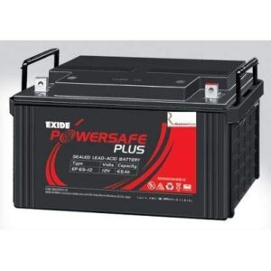 Exide Powersafe 65AH SMF Battery…